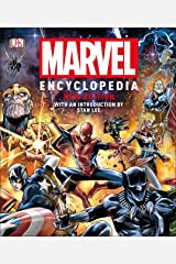 Marvel Encyclopedia, New Edition Hardcover