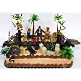 Indiana Jones Birthday Cake Topper