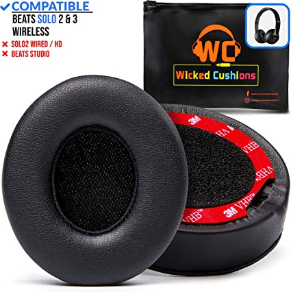 Ear pads earpad cushion replacement pillow for beat wireless wireless headphone