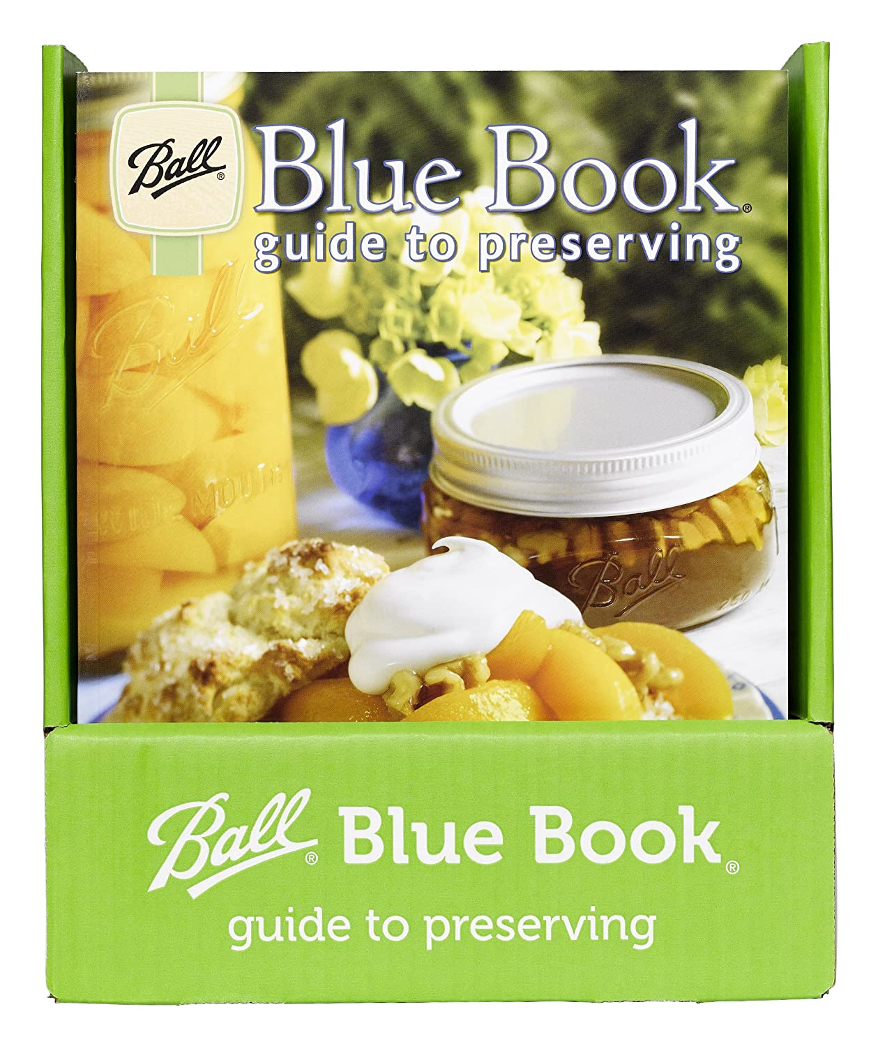 Amazon blue book guide to preserving by jarden home brands amazon blue book guide to preserving by jarden home brands canning products kitchen dining forumfinder Gallery