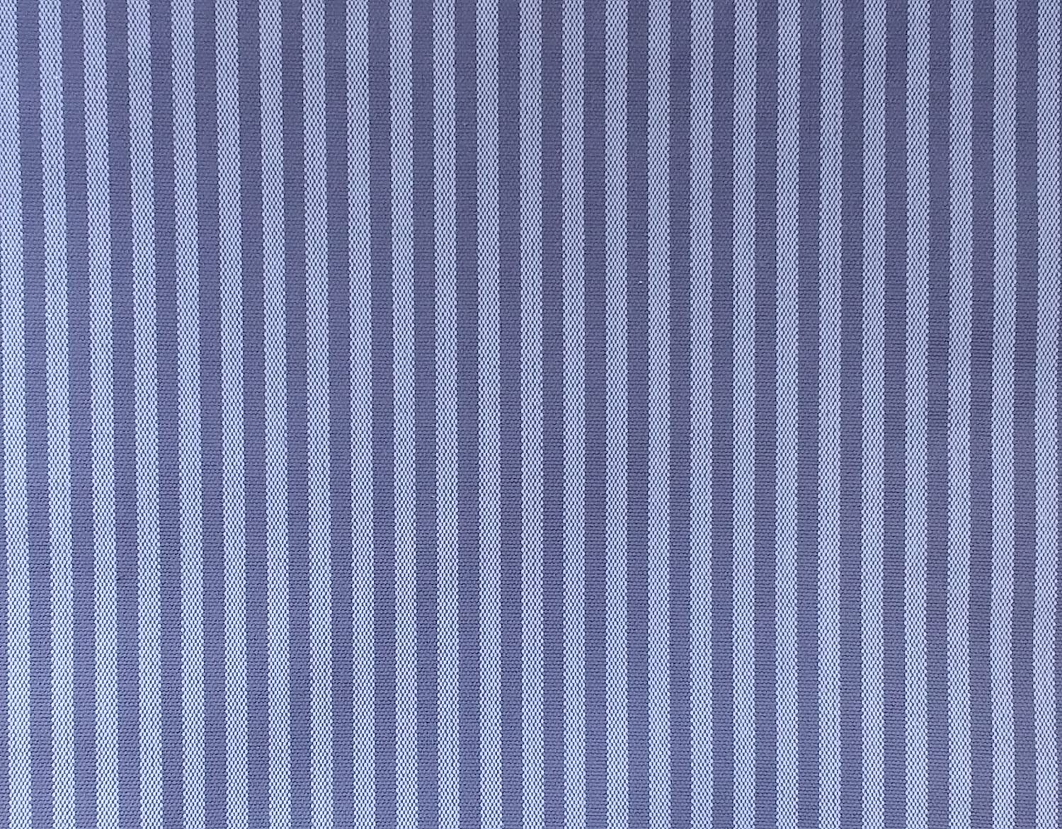 Outdoor Deko Kissen Stripes Blau 40 x 40 cm (Stuhlkissen)