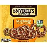 Snyder's of Hanover Sourdough Hard Pretzel Box - 13.5 oz