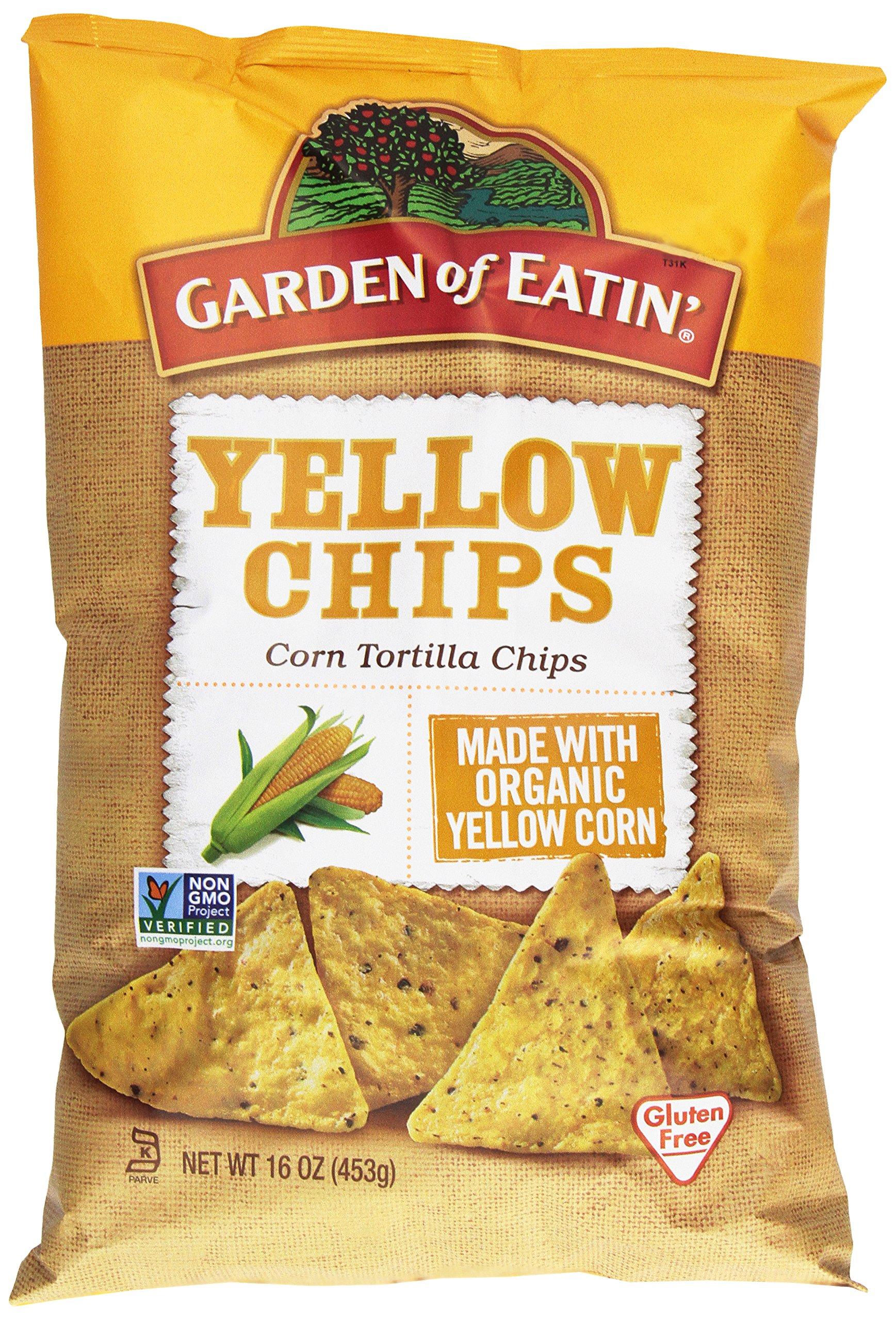 Garden of Eatin', Yellow Tortilla Chips, 16 oz