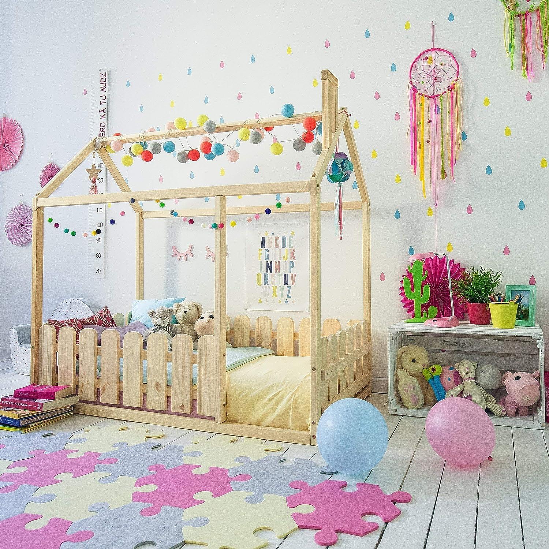 Amazon Com Full Size Toddler Bed Handmade