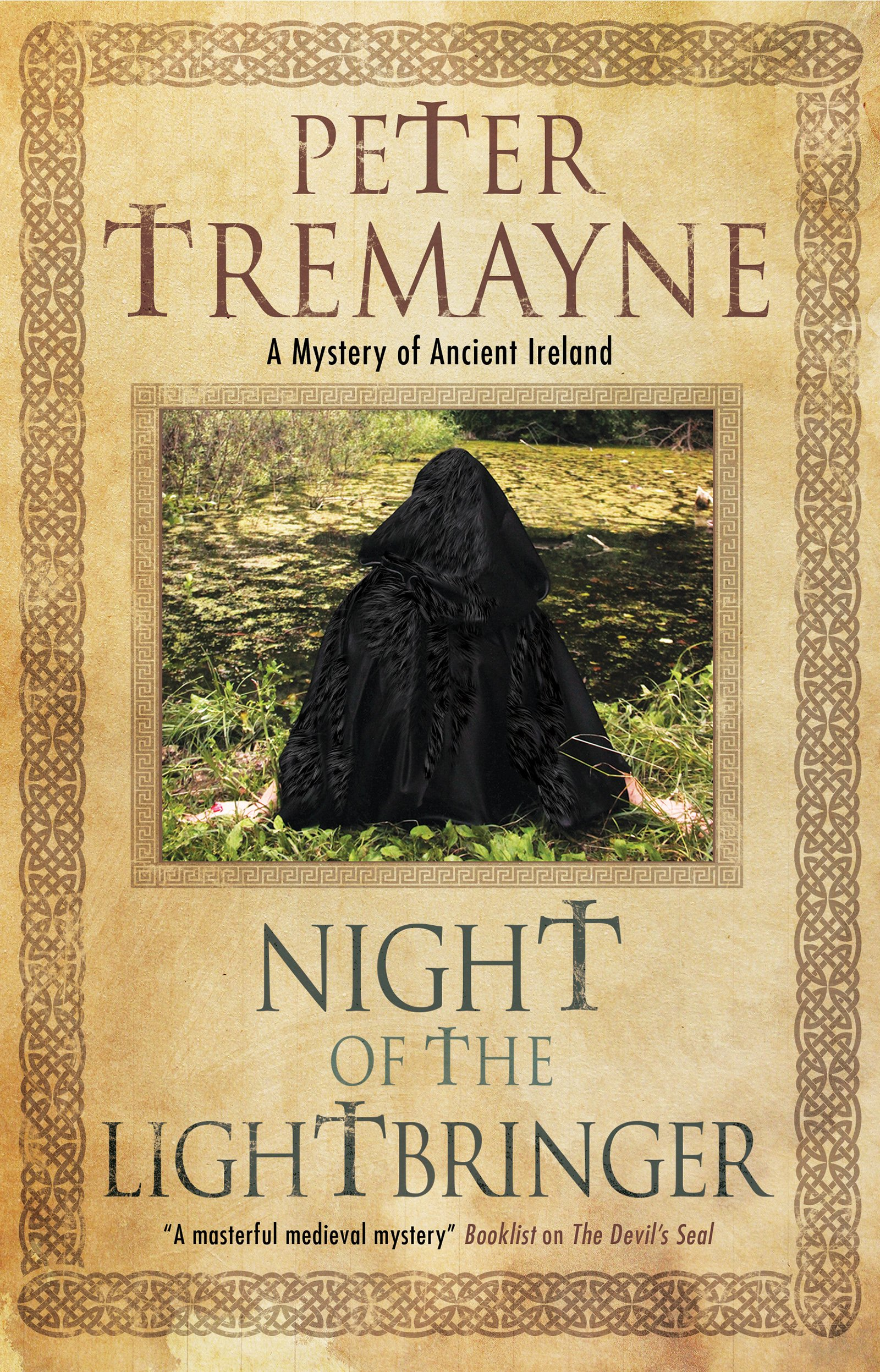 Night of the Lightbringer (A Sister Fidelma Mystery)