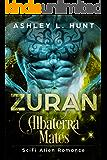 Zuran: Paranormal SciFi Alien Romance: Albaterra Mates Book 6
