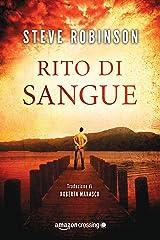 Rito di sangue (Italian Edition) Kindle Edition