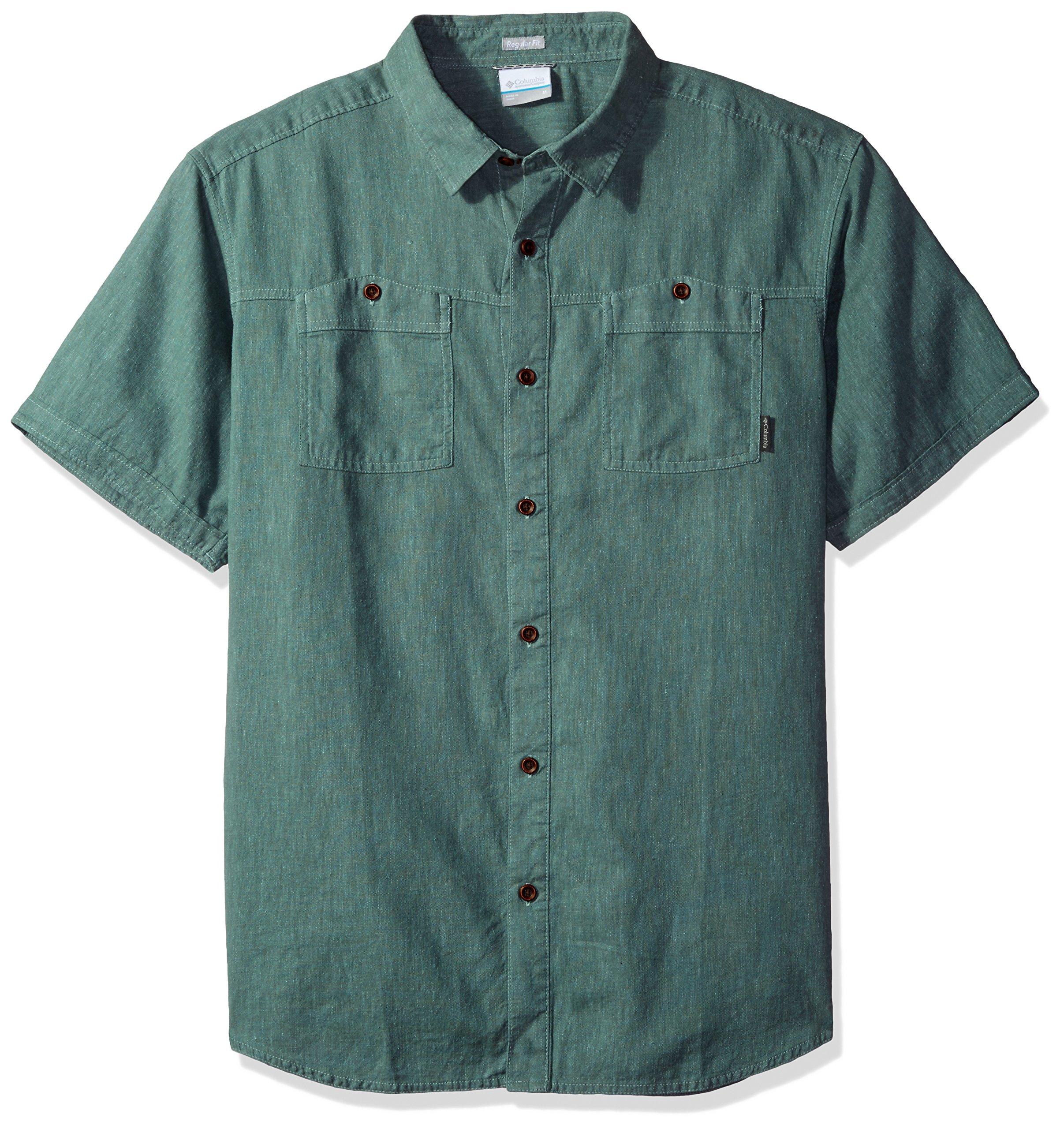Columbia Mens Southridge Short Sleeve Shirt