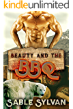 Beauty And The BBQ: A BBW Billionaire Bear Shifter Paranormal Romance Novella (The Feminine Mesquite Book 2)
