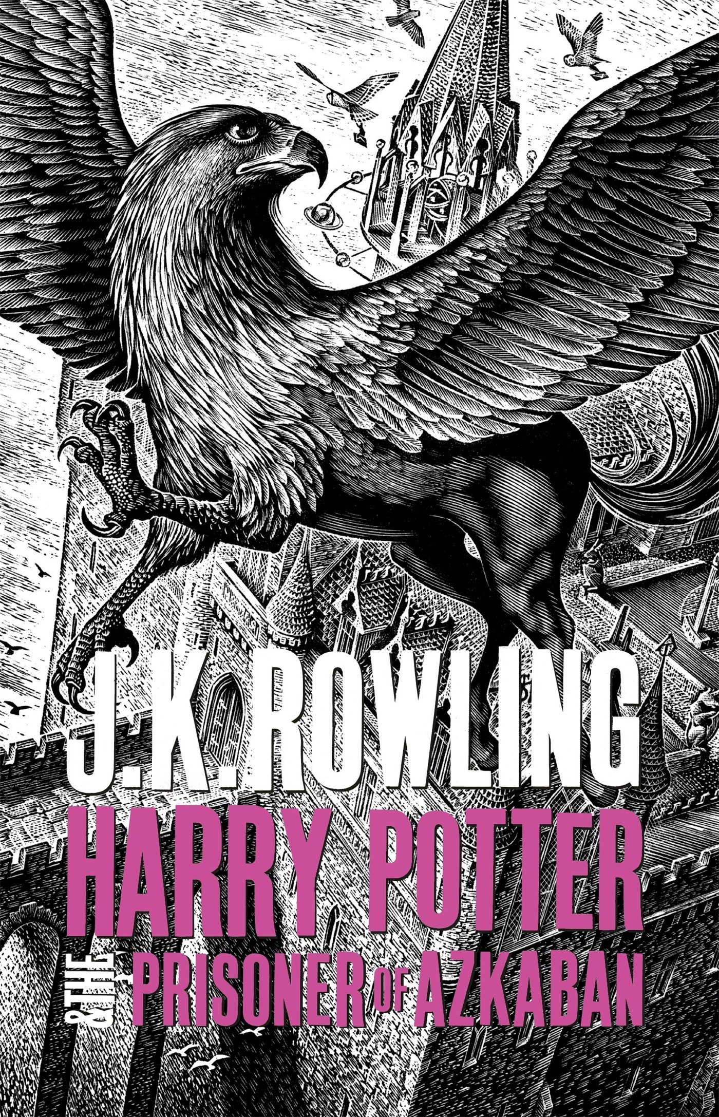 Harry Potter And The Prisoner Of Azkaban - Adult Edition ...