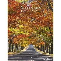 2019 Tree Lined Paths Poster Calendar - teNeues - Art Calendar- 48 x 64 cm