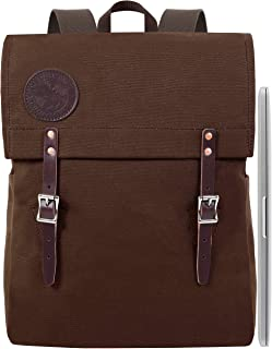 product image for Duluth Pack Scoutmaster Laptop Pack (Brown)