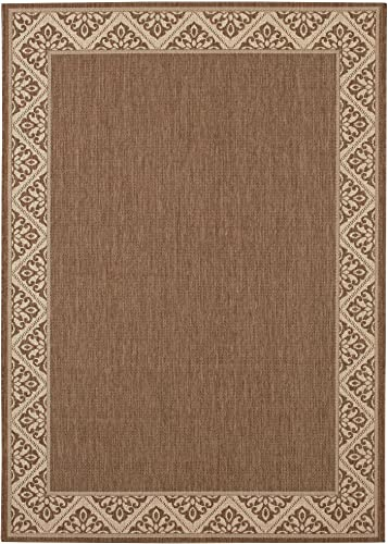 Balta Rugs Inman Brown Indoor/Outdoor Area Rug
