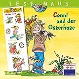LESEMAUS 77: Conni und der Osterhase: mit tollen Conni-Tattoos