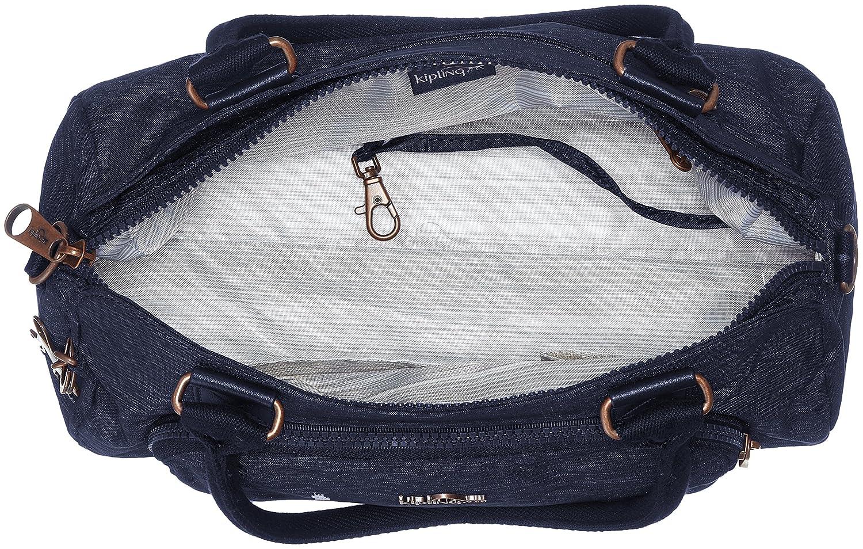 Kipling Alecto, Womens Baguette, Blau (Spark Navy), 31.5x19.5x16 cm (B x H T): Handbags: Amazon.com
