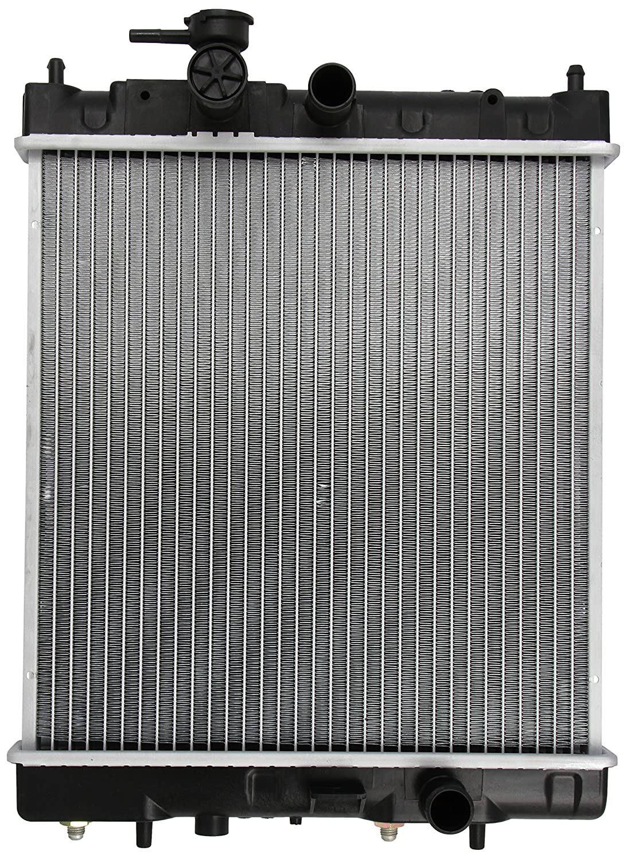 Nissens 687141 Radiator, engine cooling