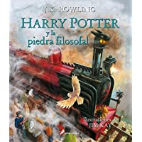 Harry Potter y la piedra filosofal (Harry Potter [edición ilustrada])