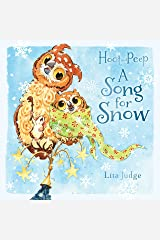 A Song for Snow (Hoot and Peep) Kindle Edition