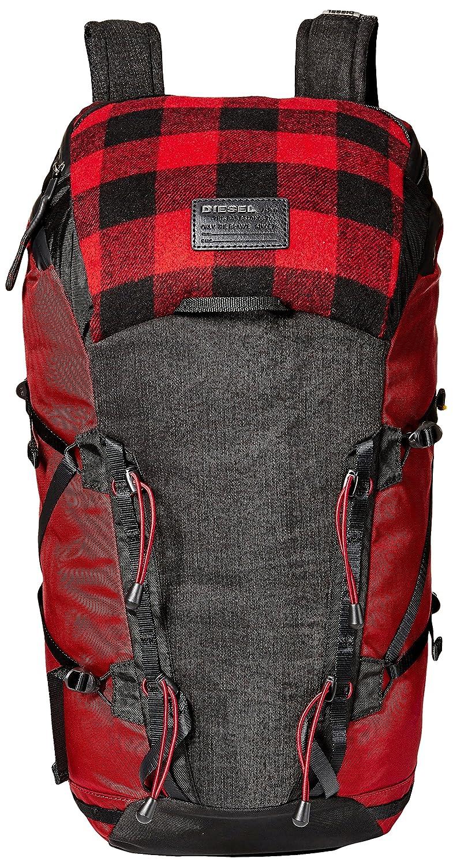 Diesel Mens Check Running Backpack