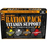 Grenade Ration Pack - 30 Days Supply (120 capsules)