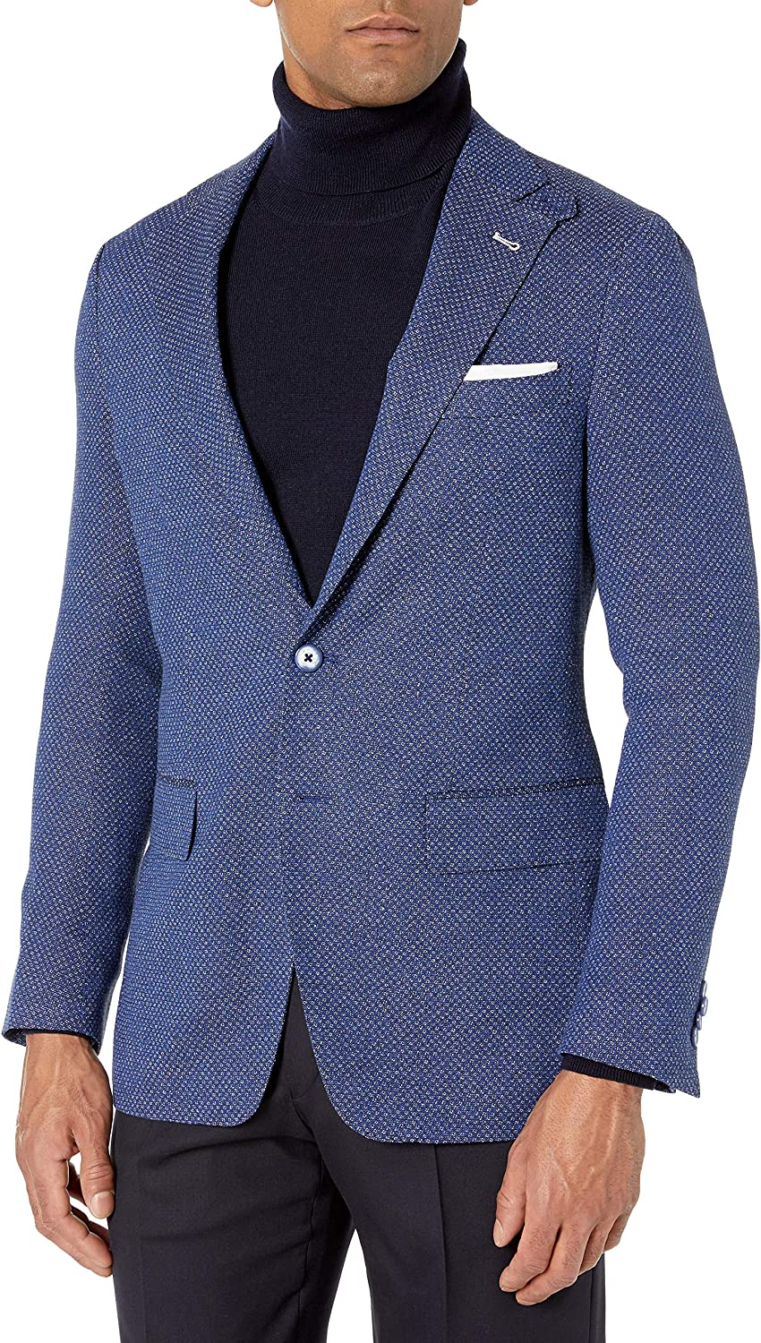 Robert Graham Men's Trinity Woven Sportcoat