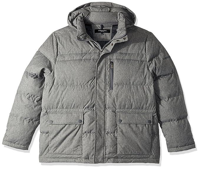 huge selection of a08e0 ce88a Kenneth Cole New York da uomo cappotto piumino per outerwear ...