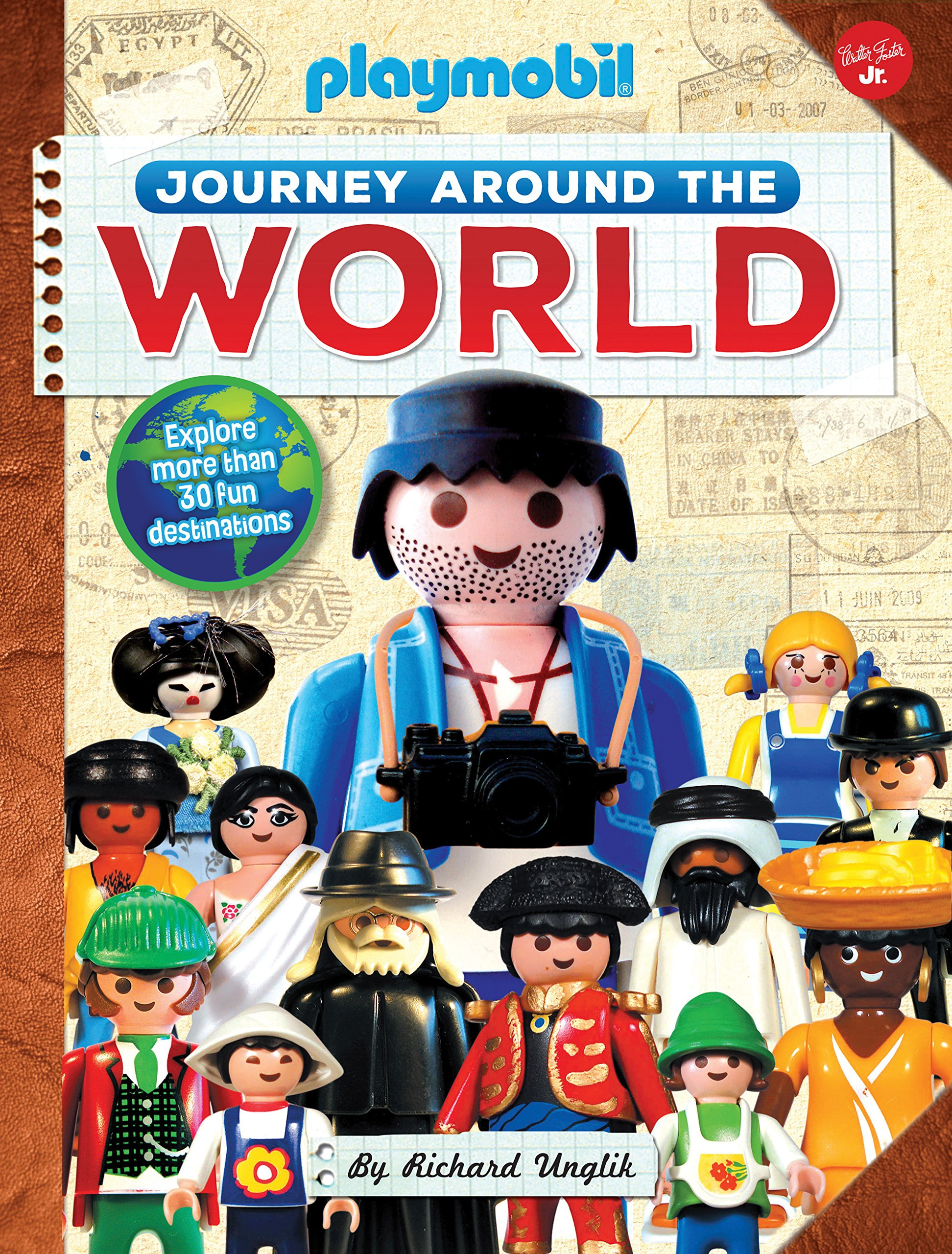 Journey Around the World: Explore more than 30 fun destinations (Playmobil)