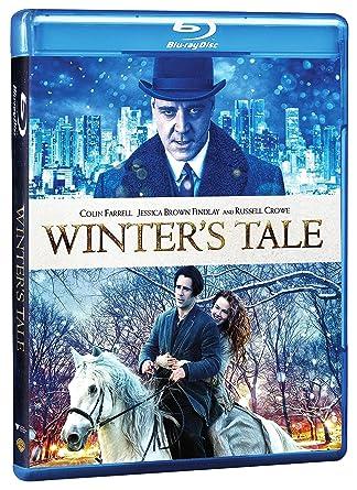 Amazon com: Winter's Tale (2013) (Blu-ray+DVD): Colin Farrell