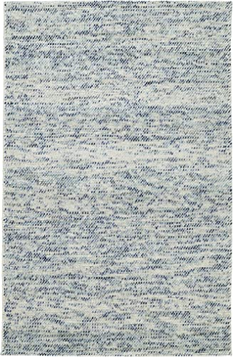 Kaleen Rugs Cord Collection CRD01-17 Blue 9 x 12 Handmade Rug