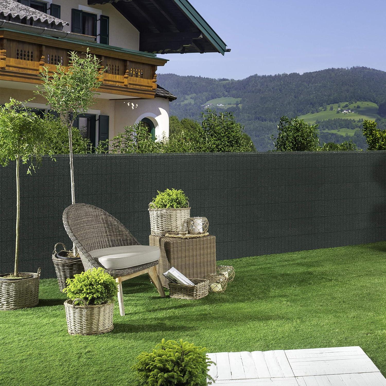 Schattier Netz I Grun Gartenzaun Blende Vielfach Anwendbar I