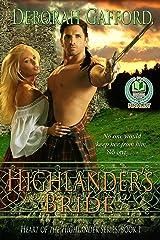 HIGHLANDER'S BRIDE (Heart of the Highlander Book 1) Kindle Edition