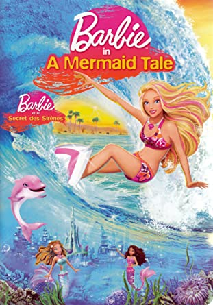 Amazon Barbie In A Mermaid Tale Kelly Sheridan Kathleen Barr