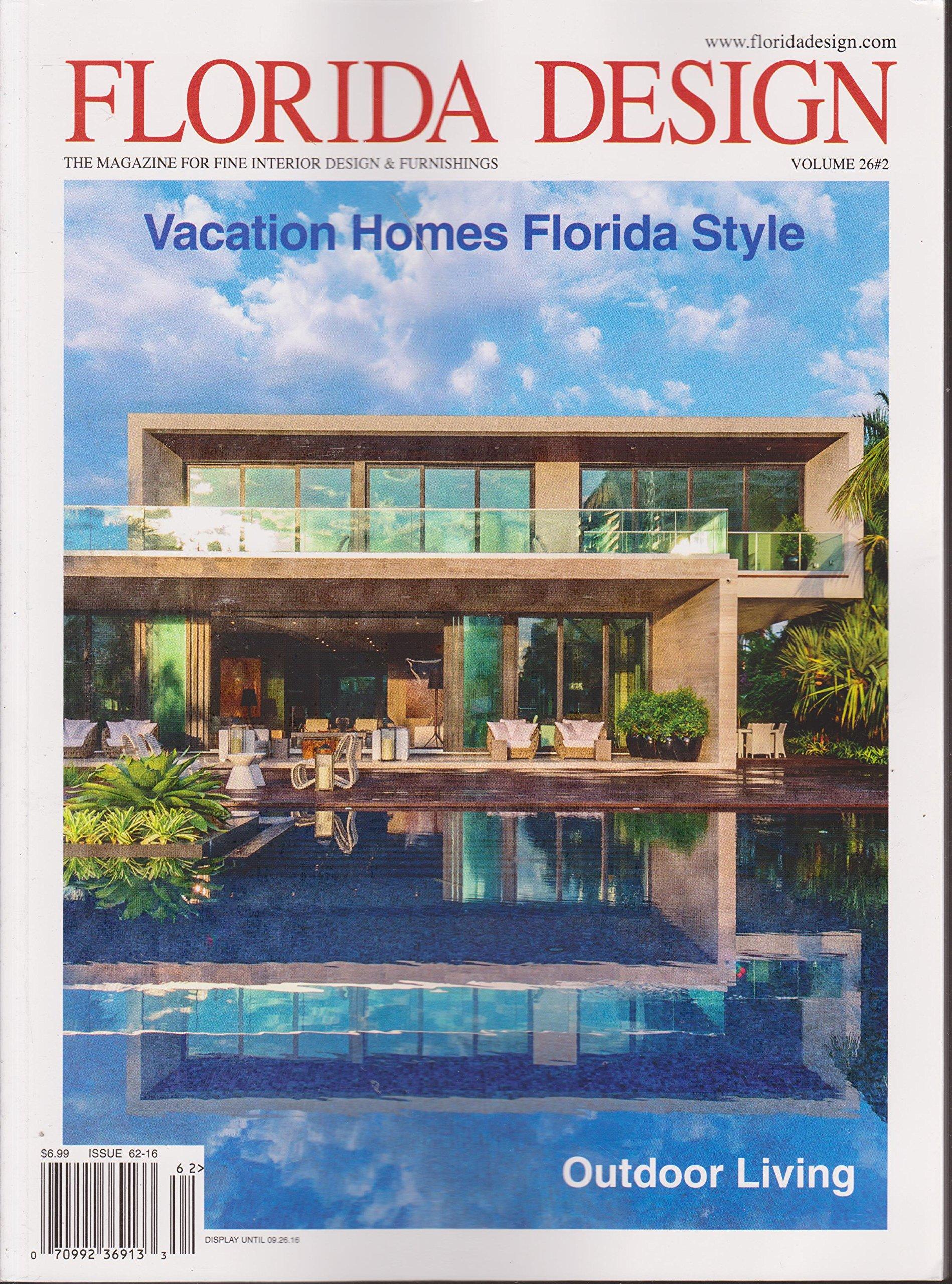 Read Online Florida Design Magazine Volume 26 Number 2 2016 ebook