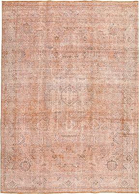 RugVista Colored Vintage Rug 8'x10'10 (245x330 cm) Modern Carpet