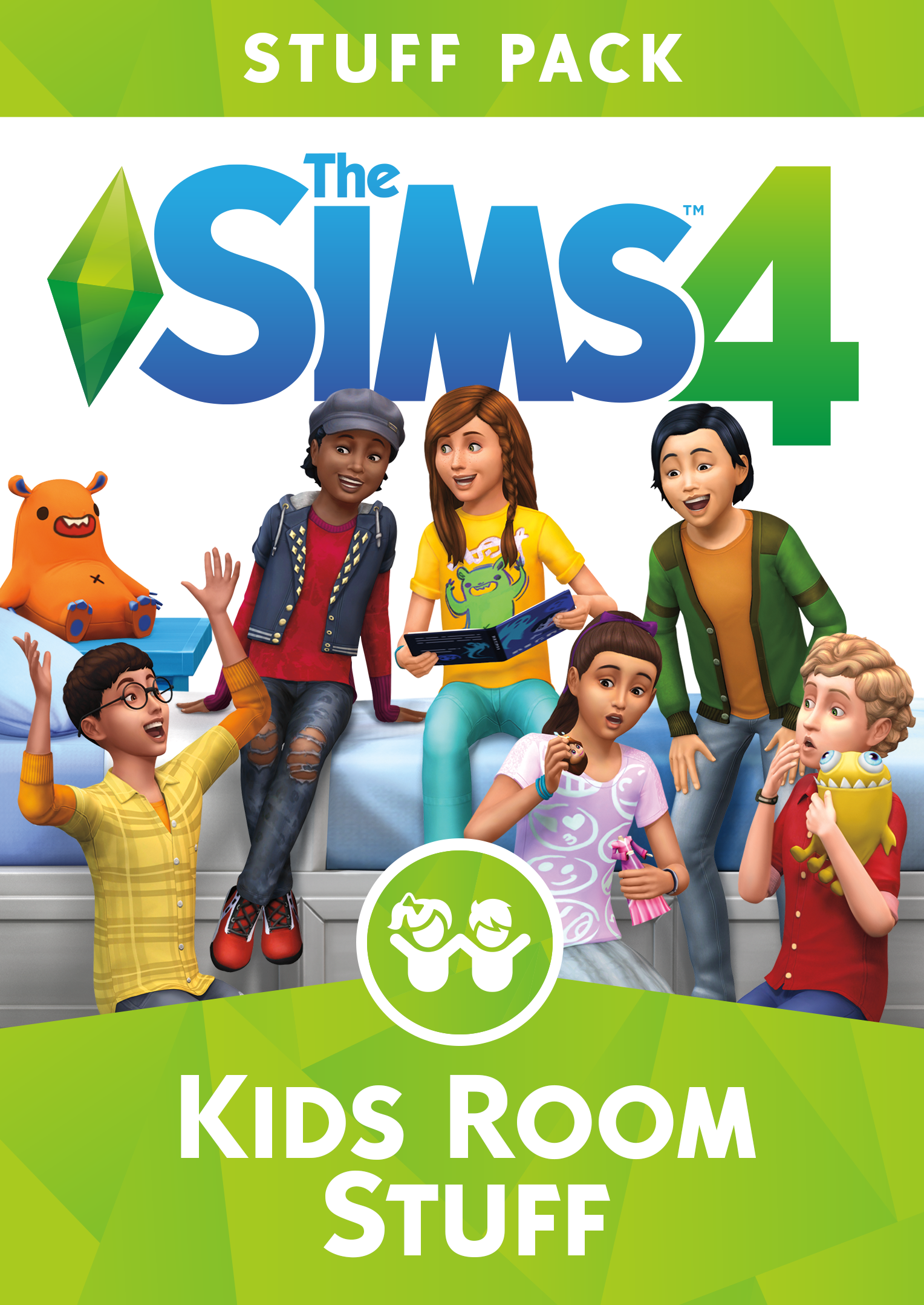 The Sims 4 Kids Room Stuff [Online Game - A Sim Sims 4 Create