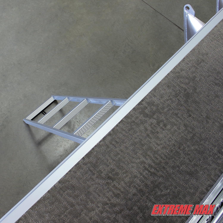 Extreme Max EMPLUM4 Under-Mount Pontoon Ladder