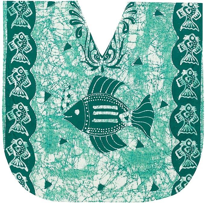 58f2ed28bcbe LA LEELA Mujer Kaftan Algodón Túnico Batik Kimono Estilo Más tamaño Vestido  para Loungewear Vacaciones Ropa. Pasa el ratón por ...