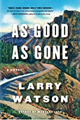 As Good as Gone: A Novel Kindle Edition
