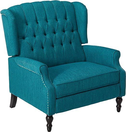 Amazon.com: Salome - Forro reclinable de tela de gran tamaño ...