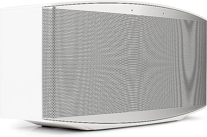 Mr 100/Chromecast Build in Impianto compatto con 30/Watt RMS STEREO SPEAKER altoparlante Multiroom filo con W-LAN Streaming AUX IN e Bluetooth Funzione