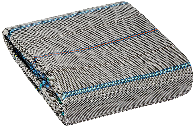 Arisol Zeltteppich Standard Größe->250x500cm Farbe->Grau