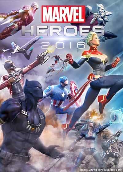 Marvel Heroes Game Download