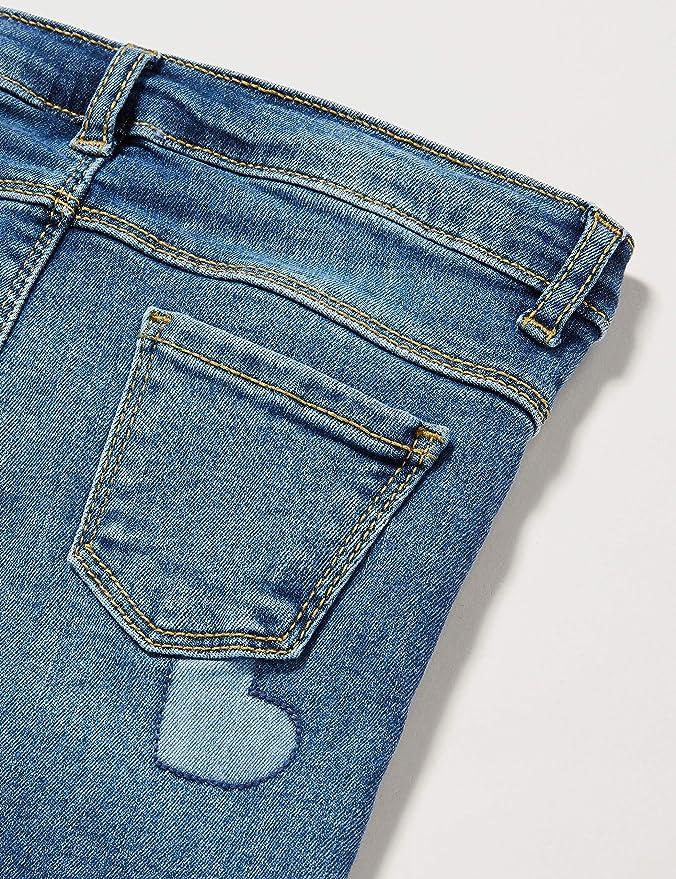 Chicco Pantaloni Lunghi Jeans Denim Stretch Bimba