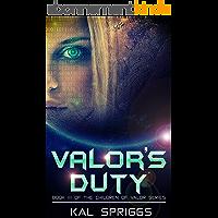 Valor's Duty (Children of Valor Book 3) (English Edition)