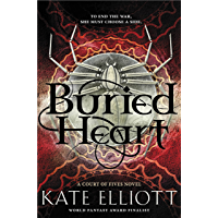 Buried Heart (Court of Fives Book 3)