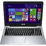 """Asus X555LD-XX085H Notebook da 15.6"""" LED, Processore Intel Core i5-4210U, RAM 4 GB, Hard Disk 500 GB,  Scheda Grafica NVIDIA GeForce GT 820 2 GB DDR3, Nero"""