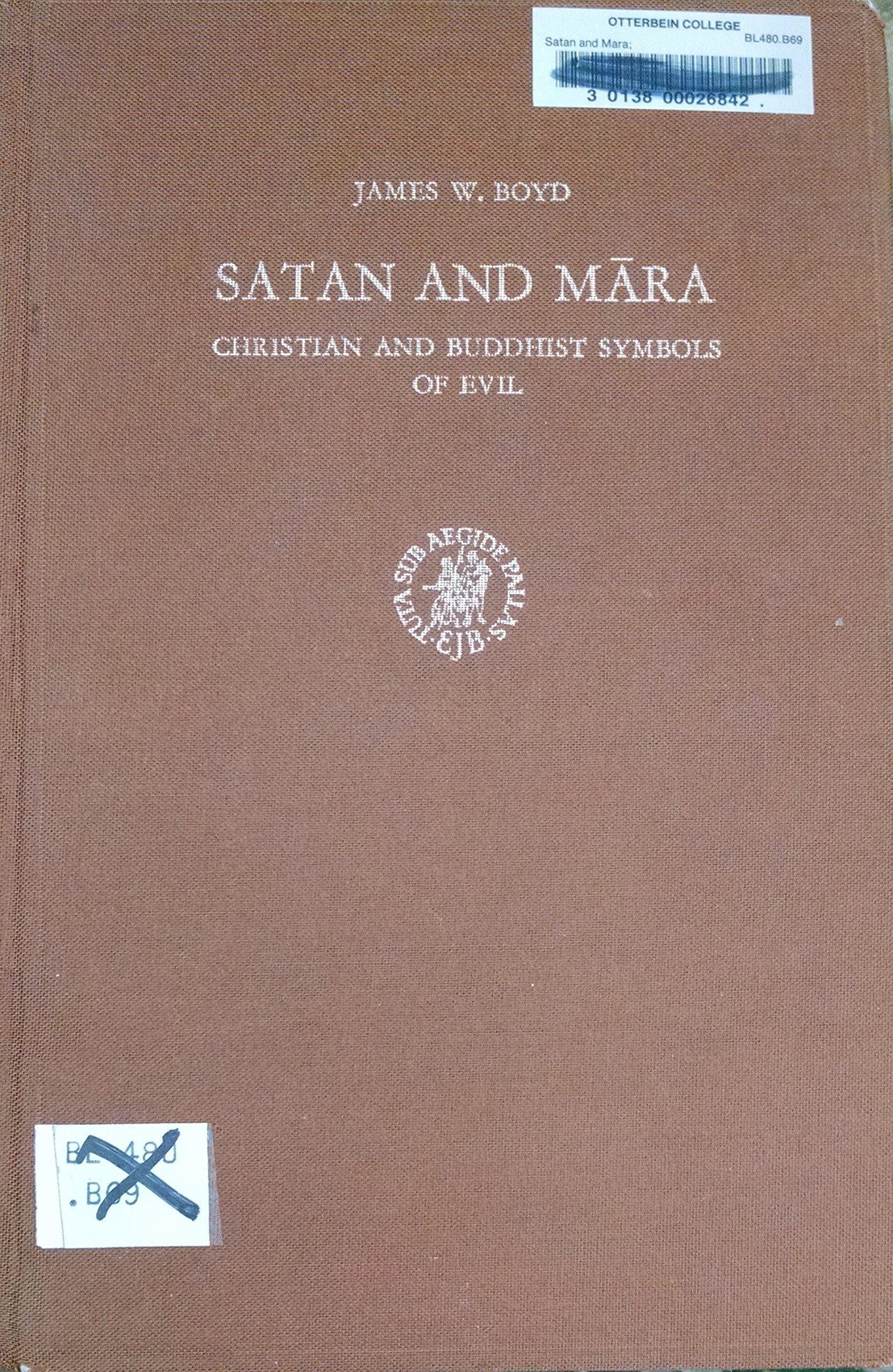 Boyd Satan and Mara cover art