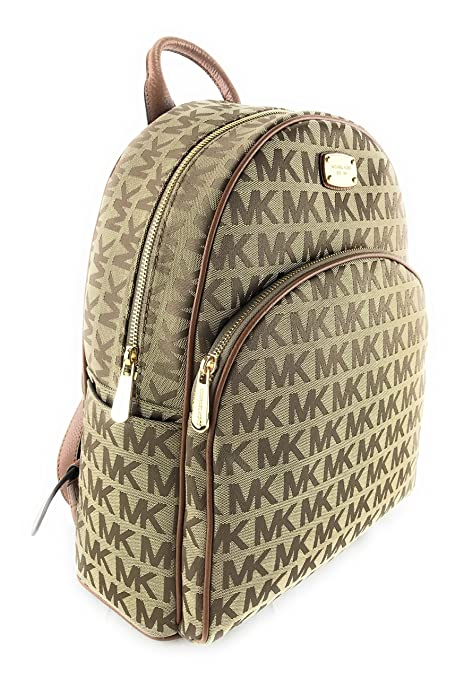 Michael Kors Abbey Large Jet Set Backpack BG   EB   LUG  Amazon.ca  Luggage    Bags ad2145bf6b436