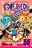 One Piece, Vol. 55: A Ray of Hope (One Piece Graphic Novel)