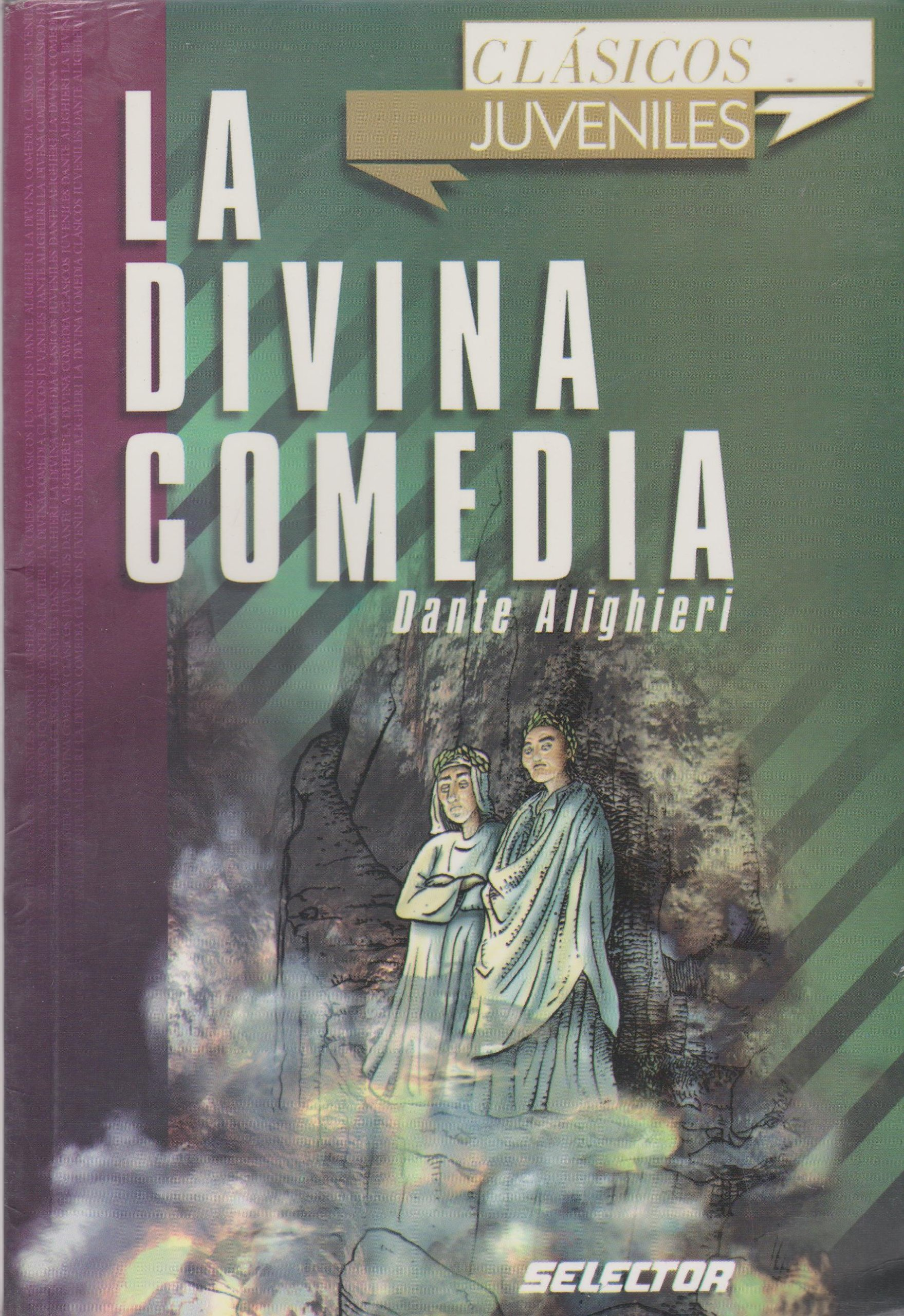 La Divina Comedia / The Divine Comedy Clasicos juveniles: Amazon.es: Dante Alighieri, Francisco Jose Fernandez Defez: Libros
